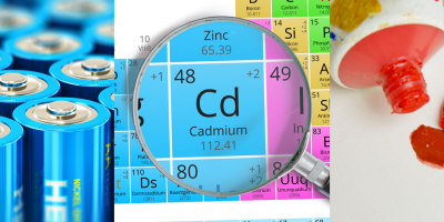 Cadmium is a soft, silver-white metal found in the earth's crust and throughout the environment.